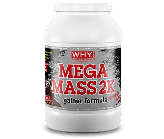 Mega Mass  CACAO 2Kg – gainer