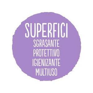 LAVAVERDE ECOLAVO SUPERFICI MULTIUSO 1 LITRO