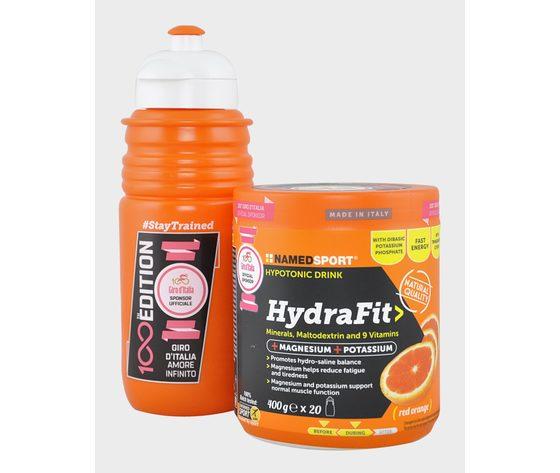 HYDRAFIT NAMED SPORT 400G + BORRACCIA