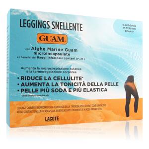 GUAM IL LEGGINGS TAGLIA  S/M SNELLENTE E ANTICELLULITE