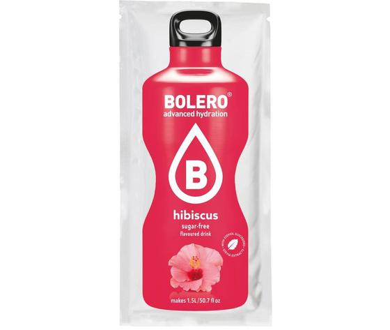 BOLERO   DRINKS GUSTO HIBISCUS  1 bustina