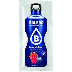 BOLERO DRINKS GUSTO BERRY BLEND  1 bustina