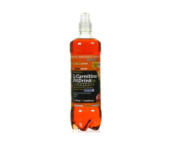 Named Sport L-Carnitine Fit Drink Lime cranberry 500ml