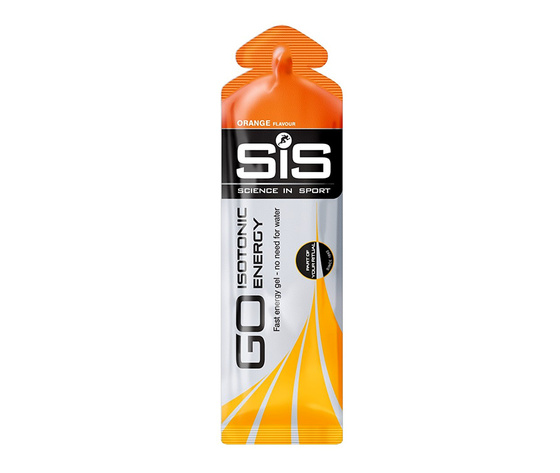 Science in Sport SIS Go Isotonic Energy 60ml gusto arancia