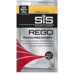 Science in Sport SIS rego rapid recovery 50g gusto straberry