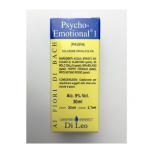 FIORI DI BACH PSYCHO EMOTIONAL 1 PAURA  30ML