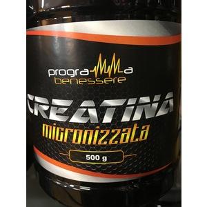 PROGRAMMA BENESSERE CREATINA MICRONIZZATA 500G