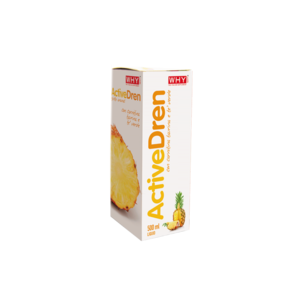 WHY SPORT ACTIVE DREN GUSTO ANANAS 500ML