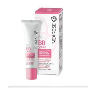 INCAROSE BB Cream Hyaluronic - 30ml  INCAROSE COLOR  MEDIUM