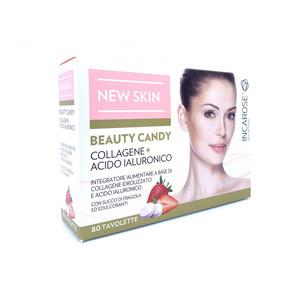 incarose beauty candy 80 tavolette