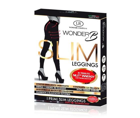 WONDER COMPANY SLIM LEGGINGS TG S/M + IN REGALO CREMA CORPO AL VELENO D'APE 125ML