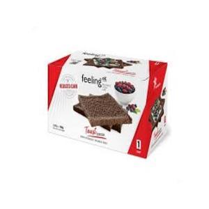 feeling ok toast gusto cioccolato 4x40g