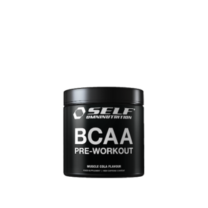 Self omninutrition BCAA PRE-WORKOUT MUSCLE COLA  300G