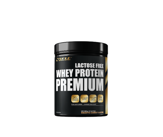 SELF OMNINUTRITION MICRO WHEY ACTIVE LACTOSE FREE Chocolate 1kg
