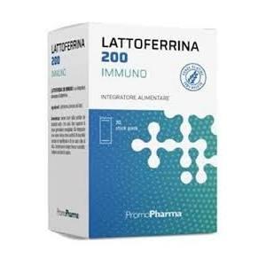 lattoferrina 200 immuno 30 stick packs