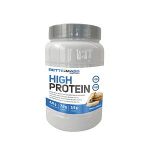 Bettermass high protein gusto cookie  1kg proteine isolate