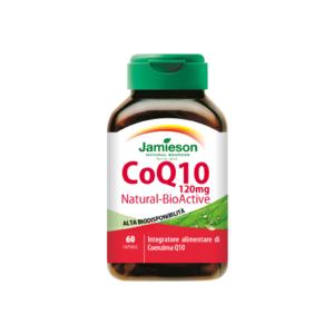 BIOVITA JAMIESON COQ10 120mg 60 capsule