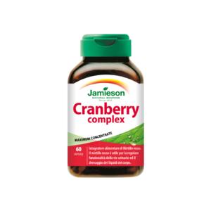 BIOVITA JAMIESON CRANBERRY COMPLEX 60 capsule