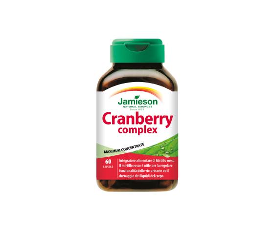 CRANBERRY COMPLEX 60 capsule