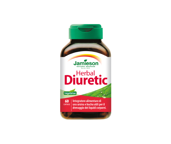 DIURETIC HERBAL 60 capsule
