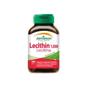 Lecithin 1200 lecitina 100 perle