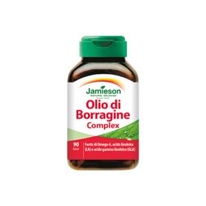 OLIO DI BORRAGINE COMPLEX 90 perle