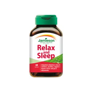 RELAX and SLEEP 60 capsule