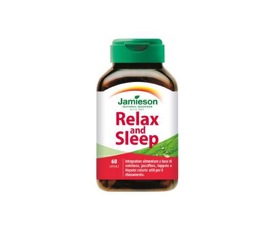 RELAX and SLEEP 60 capsule