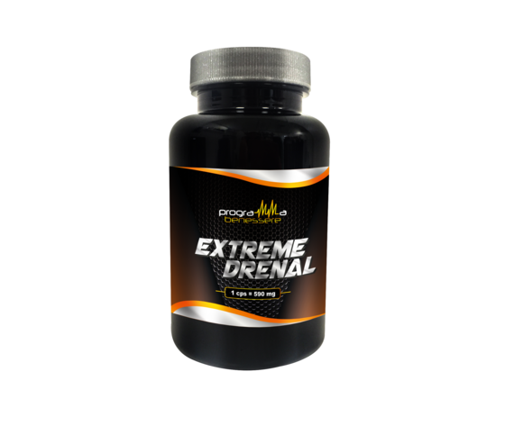 EXTREME DRENAL 1 CPS=590MG