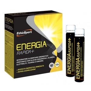 ETHIC SPORT ENERGIA RAPIDA 10 flaconi da 25 ml