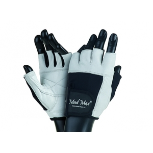 GUANTI D'ALLENAMENTO TAGLIA XL MODEL CLASIC  WHITE MAD MAX