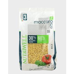 MACCAROZONE RISO 500g NUTRIWELL