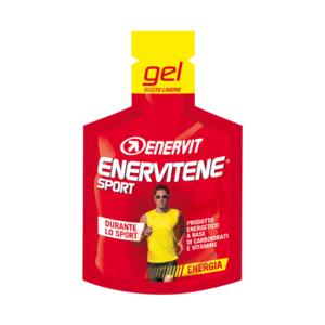 ENERVIT SPORT Enervitene Sport Gel - Limone 25ML