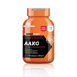 NAMED AAKG L-ARGININE ALFA-KETUGLUTARATO 120 CPR NAMED SPORT