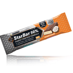 NAMED  SPORT STAR BAR GUSTO COCCO 50G