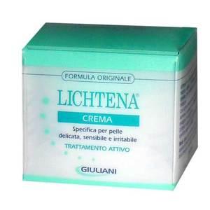 LICHTENA CREMA 25ML CON COMPLESSO A.I.3ACTIVE