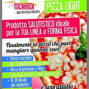 RIMA BENESSERE PIZZA PROTEICA LIGHT BASE PRECOTTA 170G