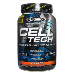 MUSCLETECH CELL TECH  ORANGE 1.40 KG