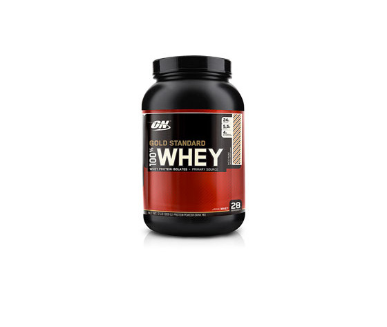 OPTIMUM NUTRITION 100% WHEY GOLD STANDARD  908G CIOCCOLATO