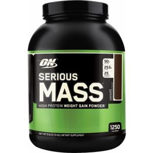 SERIUS MASS CIOCCOLATO 2,7 KG OPTIMUM NUTRITION