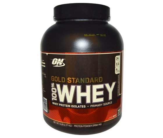 OPTIMUM NUTRITION 100% WHEY GOLD STANDARD  2,27 KG GUSTO CIOCCOLATO