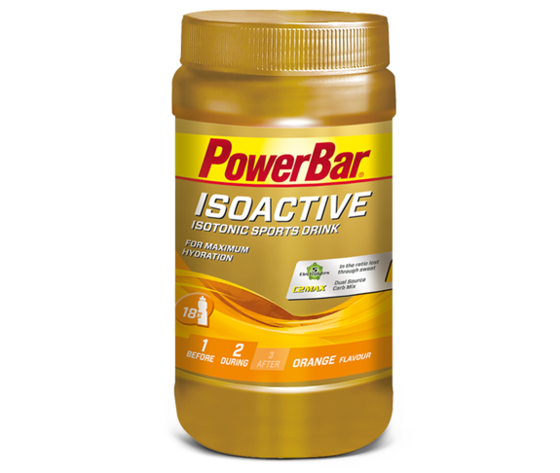 ISOACTIVE SPORTS DRINK Orange  600g