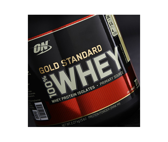 OPTINUM NUTRITION 100% WHEY GOLD STANDARD  2,27 KG GUSTO VANIGLIA