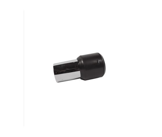 Raccordo attivatore girevole tubo-presa Ø32