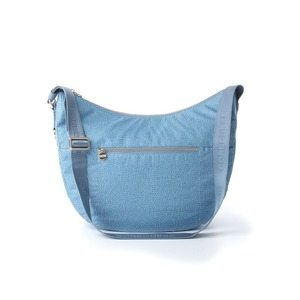 Borbonese LUNA C/TASCA MEDIA FADED JEANS