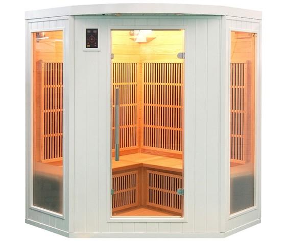 Sauna Soleil Blanc 3C