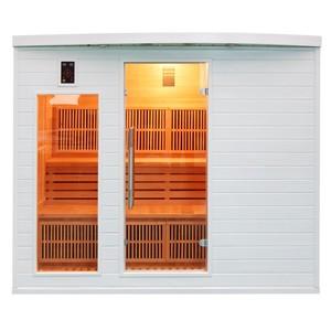 Sauna Soleil Blanc 5