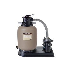 MONOBLOCCHI HAYWARD | 4 mc/h Modello Power Flo II 0.25 cv | valvola 6 vie filtro da 350 mm 45 kg sabbia