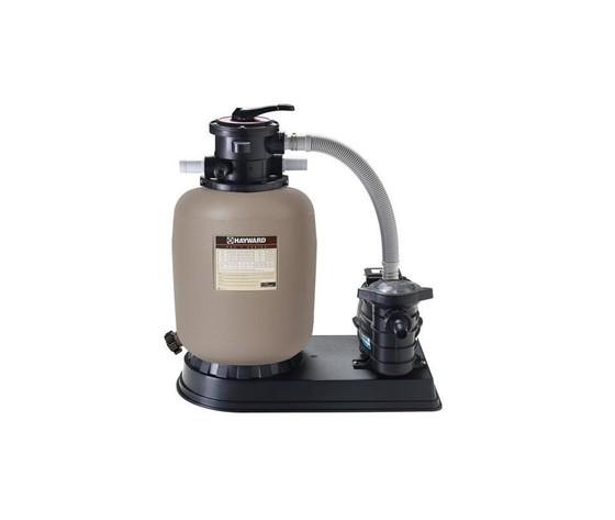 MONOBLOCCHI HAYWARD | 6 mc/h Modello Power Flo 1/2 cv | valvola 6 vie filtro da 400 mm 45 kg sabbia
