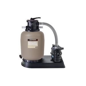 MONOBLOCCHI HAYWARD | 10 mc/h Modello Power Flo 0,75 cv | valvola 6 vie filtro da 585 mm 90 kg sabbia